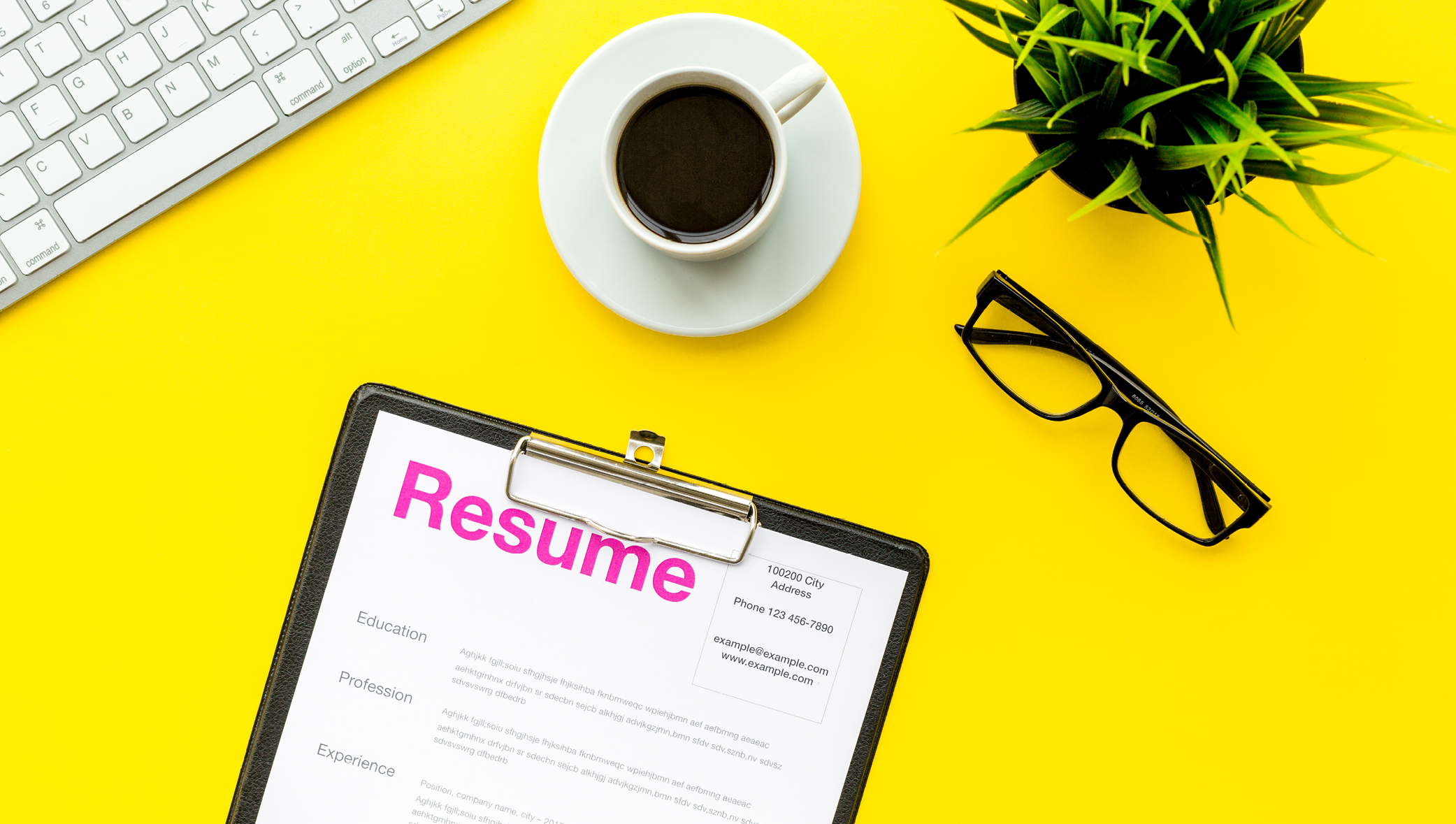 SCM-Resume-Review