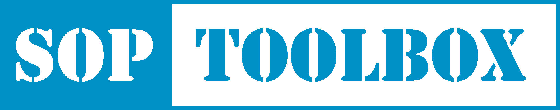 SOP-ToolBox-1234